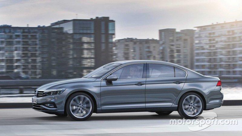 VW Passat 2019 року