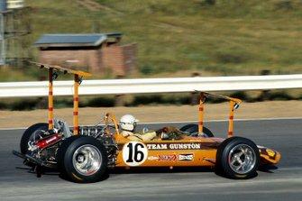 John Love, Team Gunston, Lotus 49