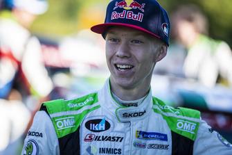 Kalle Rovanpera, Skoda Motorsport