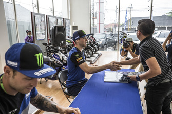 Jeremy Van Horebeek and Romain Febvre, Yamaha Factory Racing