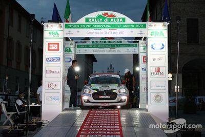 Suzuki Rally Cup: Alba