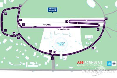 Presentación del ePrix de Santiago