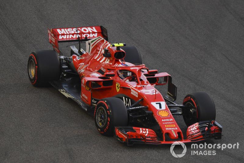 2018: Ferrari SF71H (шесть побед, 2-е место в КК)