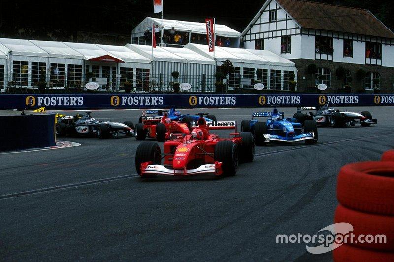 2001 比利时大奖赛