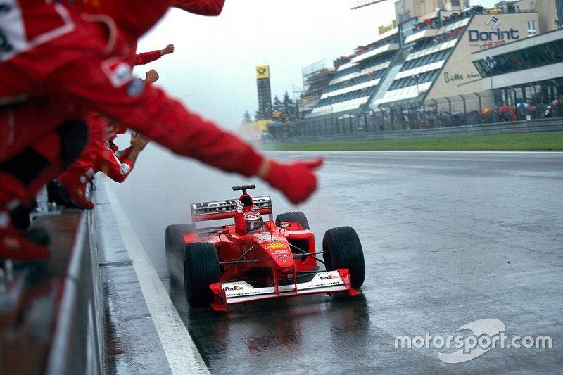2000 欧洲大奖赛