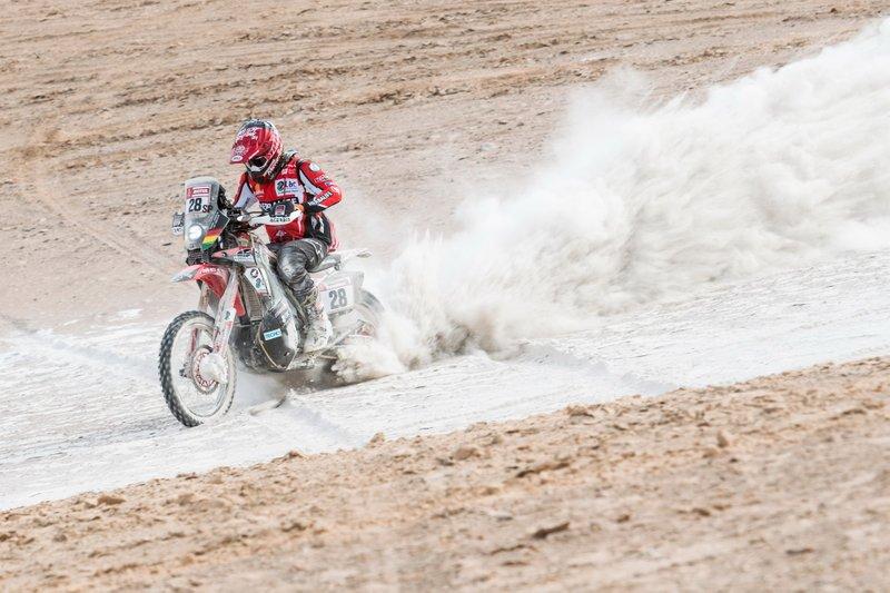 #28 Honda: Даніель Носілья Хахер