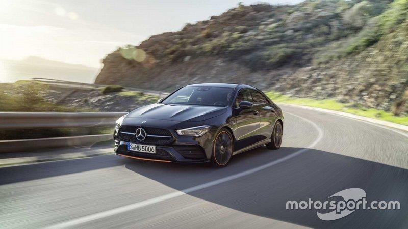 Mercedes CLA 2020 року
