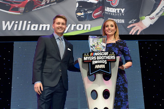 Rookie of the Year: William Byron, Hendrick Motorsports