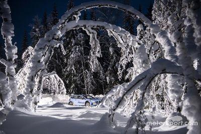 Hyundai i20 N Rally2 - Testy zimowe