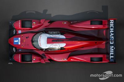 Richard Mille Racing Team livery unveil