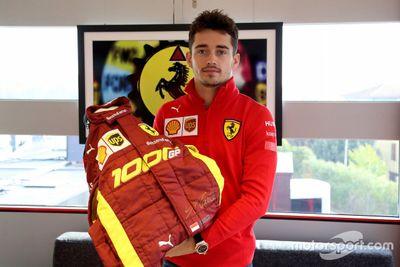 Ferrari 1000th GP auction