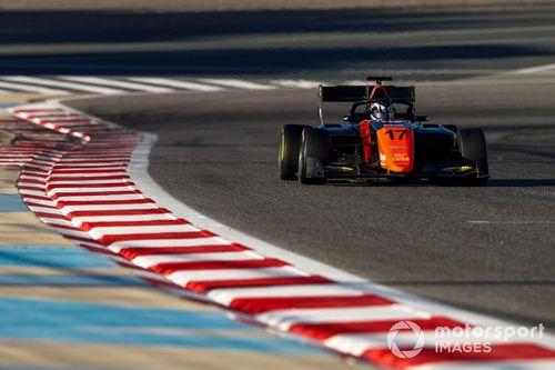 Test 1 - Bahrain
