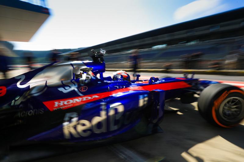 Marc Marquez, Toro Rosso F1 aracı