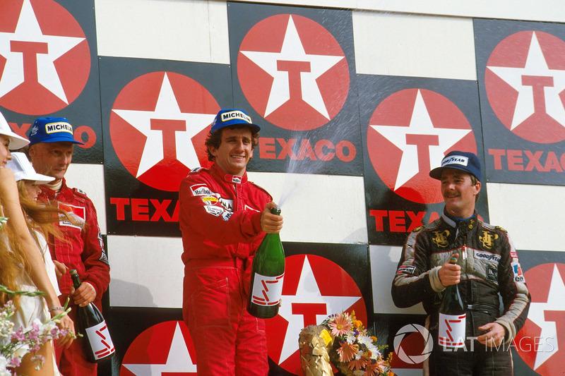 GP de Holanda 1984