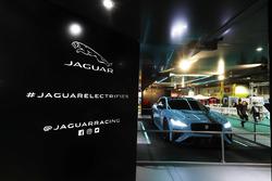 La presentazione del Jaguar I-Pace eTrophy