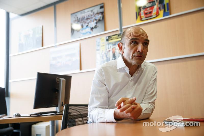 Pierre Budar, Direttore Citroen Racing
