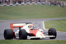 John Watson, McLaren MP4/2B TAG Porsche