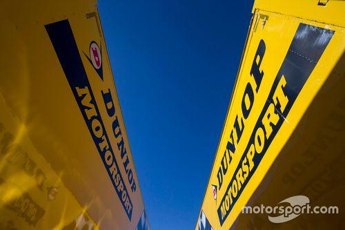 Dunlop Aragon testing