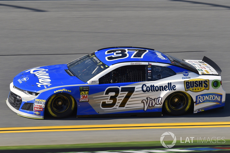 21. Кріс Бюшер, No. 37 JTG Daugherty Racing Chevrolet Camaro