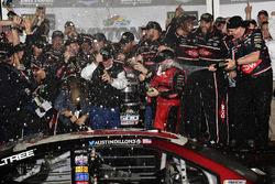 Austin Dillon, Richard Childress Racing Chevrolet Camaro wins