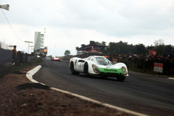 Jo Siffert, Vic Elford, Porsche 908