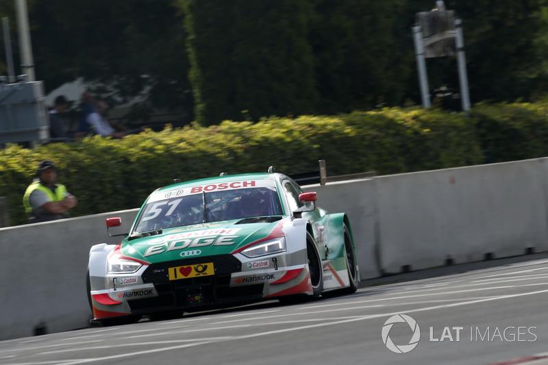 11 Nico Müller, Audi Sport Team Abt Sportsline, Audi RS 5 DTM
