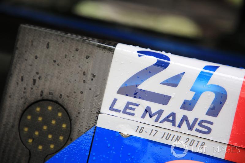 24 Ore di Le Mans, logo