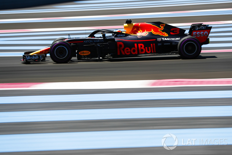 5: Daniel Ricciardo, Red Bull Racing RB14, 1'30.895
