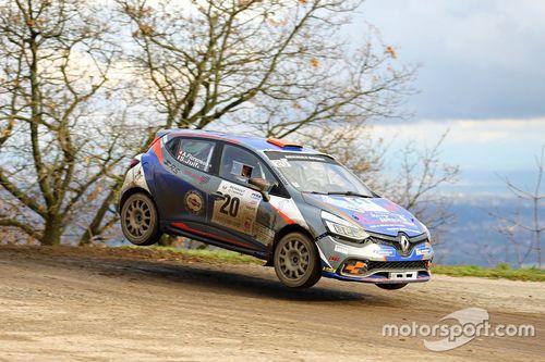 Clio R3T Trophy Alps: Rallye Pays du Gier