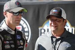 Kevin Harvick, Stewart-Haas Racing Ford, Greg Zipadelli