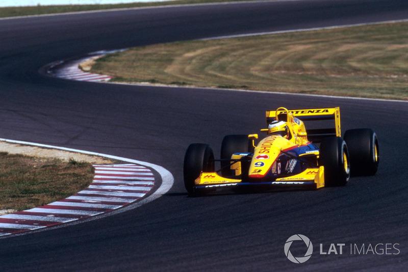 1997 Pedro de la Rosa, Shionogi Team Nova