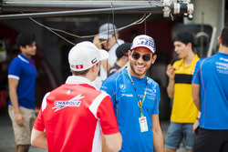 Louis Deletraz, Charouz Racing System, Roy Nissany, Campos Vexatec Racing