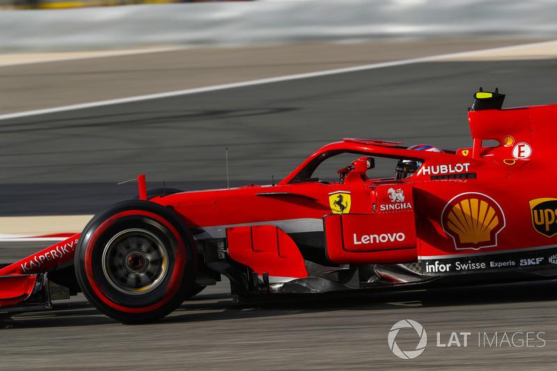 5. Кімі Райкконен, Ferrari — 15