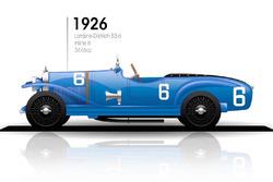 1926 Lorraine-Dietrich B3-6