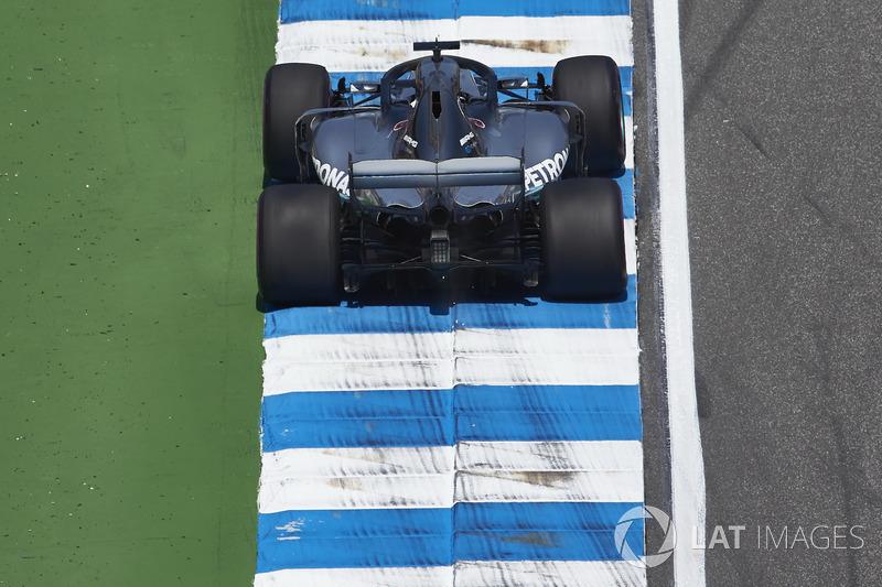 14. Lewis Hamilton, Mercedes AMG F1 W09