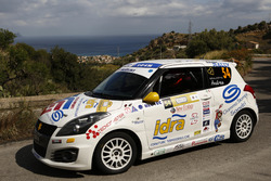 Andrea Scalzotto, Fabio Andrian, Suzuki Swift Sport 1.6 R1B, Funny Team