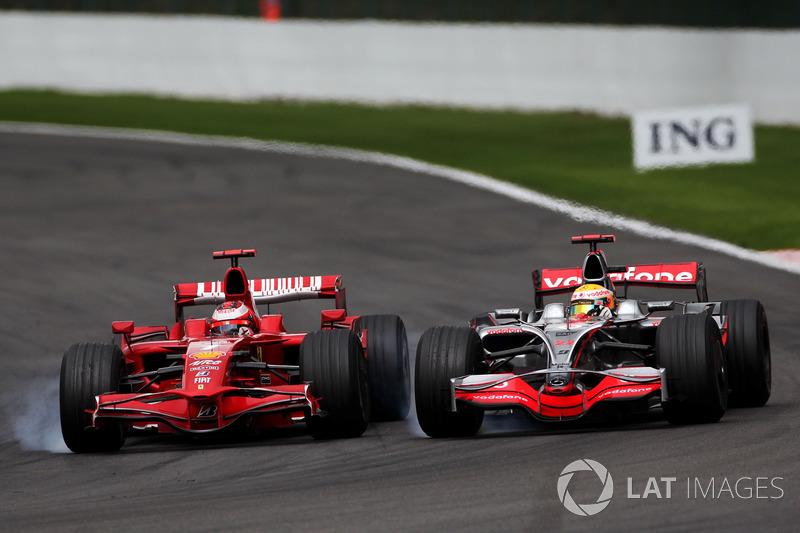 2008: Ferrari F2008 (восемь побед, титул в КК)