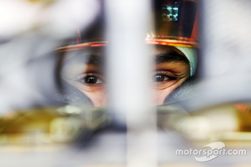 #9: Esteban Ocon ist konzentriert