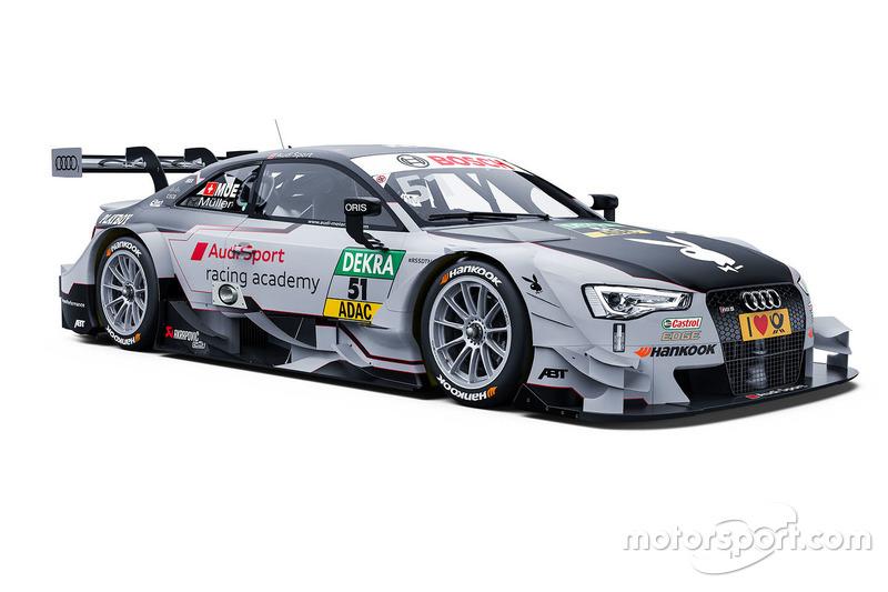 Nico Müller, Audi Sport Team Abt, Audi RS 5 DTM