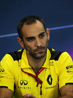 Управляющий директор Renault Sport F1 Сирил Абитбуль