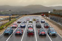Автомобили участников чемпионата мира по ралли-кроссу