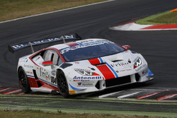 Lamborghini Huracan S.GTCup #104, Antonelli Motorsport, Desideri-Kasai