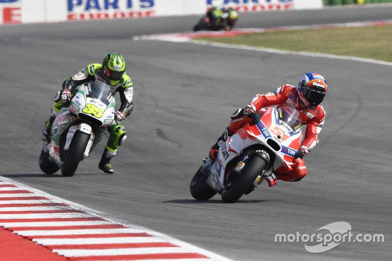Michele Pirro, Ducati Team, Cal Crutchlow, Team LCR Honda