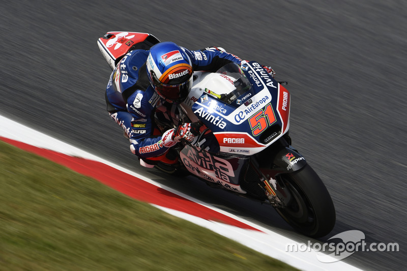 Michele Pirro, Avintia Racing
