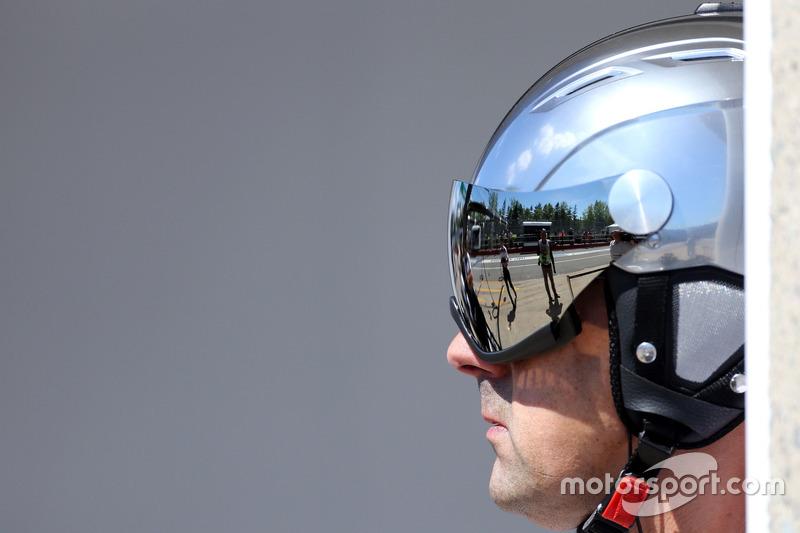 Mechaniker von McLaren Honda