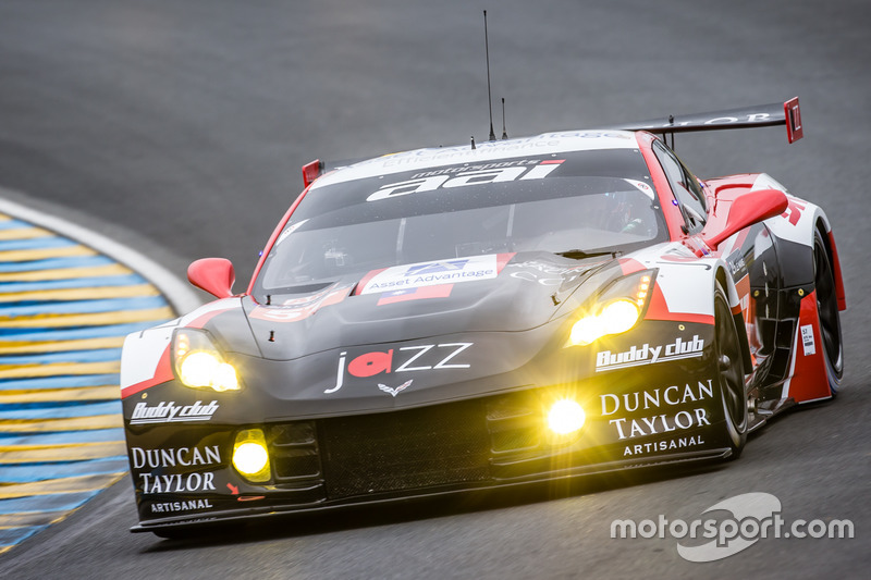 LMGTE Am: #57 Team AAI, Chevrolet Corvette C7-R