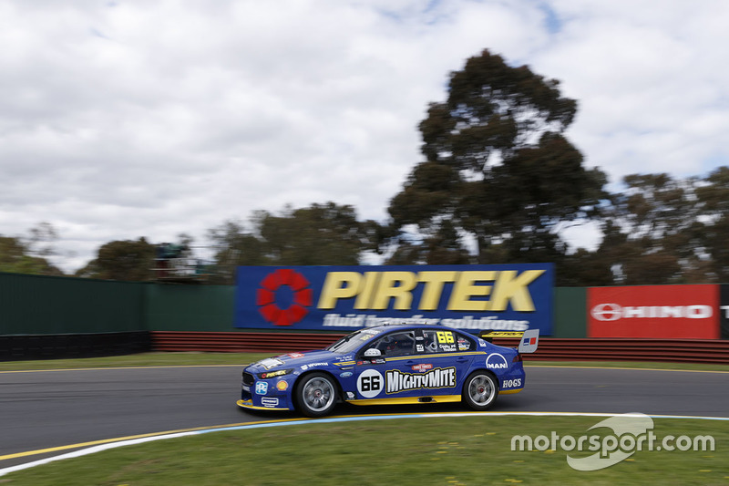 Fabian Coulthard und Luke Youlden, Team Penske, Ford