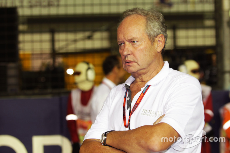 جيروم ستول، رئيس فريق رينو سبورت