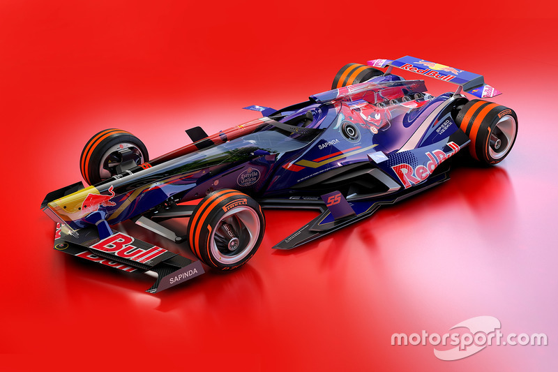 Toro Rosso 2030