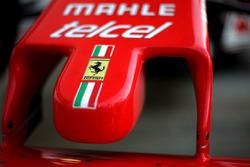 Ferrari SF16-H nose detail